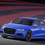 Audi A3 Clubsport Quattro - pista