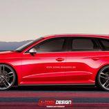 Audi A3 Avant Quattro