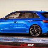 Audi A3 Quattro concept Sportback
