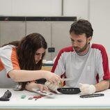 Desarrollo del Seat Ibiza Cupster - Ajustando detalles