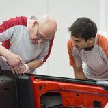Desarrollo del Seat Ibiza Cupster - Preparando el concept