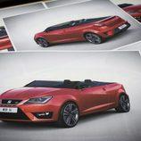 Desarrollo del Seat Ibiza Cupster - Planos