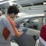 Desarrollo del Seat Ibiza Cupster - Probando y probando