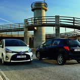 Toyota Yaris 2014 - ¿Blanco o negro?