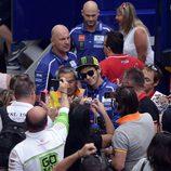 Valentino Rossi sin duda el más querido en Mugello
