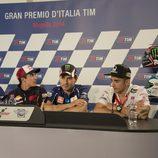 Rueda de prensa oficial del GP de Italia de MotoGP