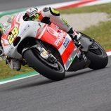 Andrea Iannone tercero en el FP1 de Mugello