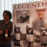 Marco Simoncelli es 'MotoGP Legend'