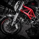 Ducati Monster 796 - chasis