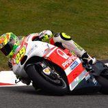 Andrea Iannone termina segundo en la Q2 de Mugello
