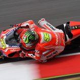 Cal Crutchlow suma su mejor Q2 en Ducati