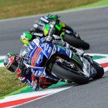 Pol Espargaró sigue a Lorenzo en la Q2 de MotoGP en Italia