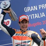Marc Márquez gana el GP de Italia de MotoGP 2014