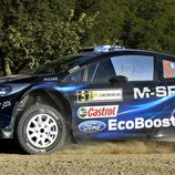 Mikko Hirvonen es la apuesta de M-Sport en Anghelo
