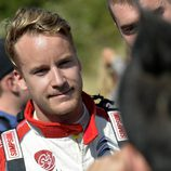 Mads Ostberg apunta alto en el Rally de Cerdeña