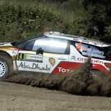 El Citroën DS3 WRC de Mads Ostberg luce espectacular