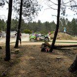 Yazeed Al-Rajhi lidera WRC2 en Italia