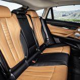 BMW X6 2014 - Asientos traseros