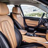BMW X6 2014 - Asientos delanteros