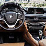 BMW X6 2014 - Mandos del conductor