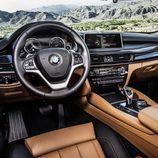 BMW X6 2014 - Tablero de abordo