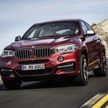 BMW X6 2014 - Devorando el asfalto