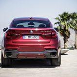 BMW X6 2014 - Detalle trasera M50d
