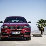 BMW X6 2014 - Detalle frontal M50d