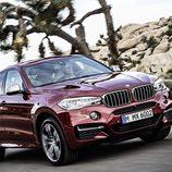 BMW X6 2014 - 3/4 frontal M50d