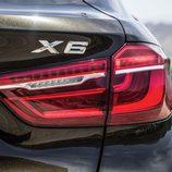 BMW X6 2014 - Detalle anagrama