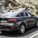 BMW X6 2014 - Recorriendo carreteras
