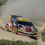 Martin Prokop se mantiene sexto en el Rally de Italia