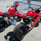 Ducati S6R y 1199 Panigale