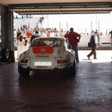 Porsche 911 RS a la espera