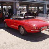 Alfa Romeo Spider de primera generación