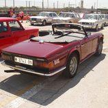 Triumph TR6 - cerrado