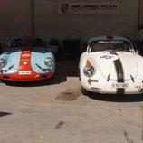 Unidades del Porsche 356
