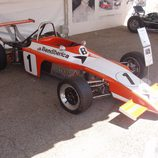 Formula Seat primer plano