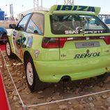Seat Ibiza campeón del Mundo trasera