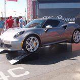 Alfa Romeo 4C perfil