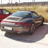Porsche 911 carrera 4S Targa