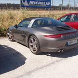 Nuevo Porsche 911 Targa (991)