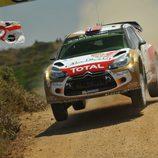 Brillante Mads Ostberg en el Rally de Italia