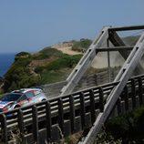 El puente sobre el Rally de Cerdeña