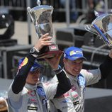 Tercera posición para Jari-Matti Latvala en Cerdeña