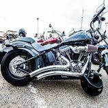 Modelo estilo low-rider modificado