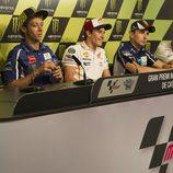 Rueda de prensa oficial del GP de Catalunya de MotoGP