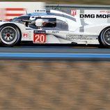 Porsche #20 de Bernhard, Webber y Hartley en los libres