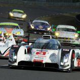 La gestión del tráfico fundamental en las 24h de Le Mans