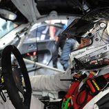 Patrick Dempsey en el Porsche 911 en Le Mans